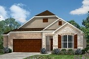 New Homes in Kyle, TX - Plan A-1852