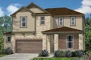 New Homes in Kyle, TX - Plan E-2403
