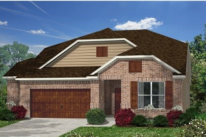 New Homes in Kyle, TX - Plan A-2655 B