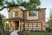 New Homes in Georgetown, TX - Plan E-2412 Modeled