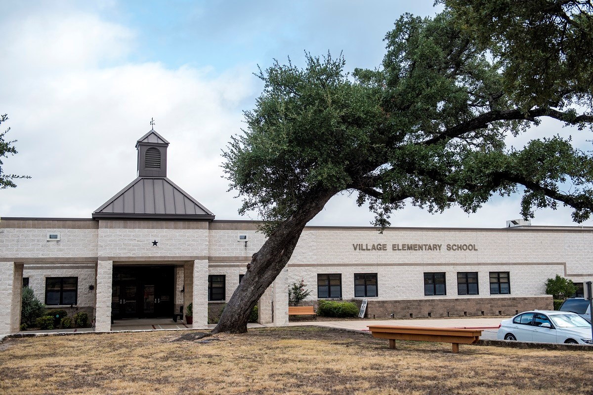 New Homes in Georgetown, TX - Creekside at Georgetown Village Village Elementary School