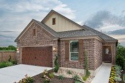 New Homes in Pflugerville, TX - Plan E-1892 Modeled