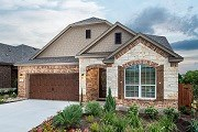 New Homes in Pflugerville, TX - Plan A-2655 Modeled