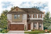 New Homes in Pflugerville, TX - Plan A-2502