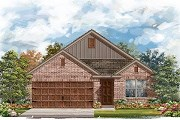 New Homes in Pflugerville, TX - Plan E - 1647