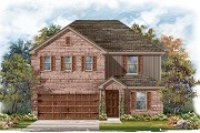 New Homes in Pflugerville, TX - Plan E - 2403