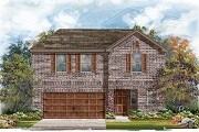 New Homes in Pflugerville, TX - Plan E - 2412