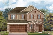 New Homes in Pflugerville, TX - Plan E-2516
