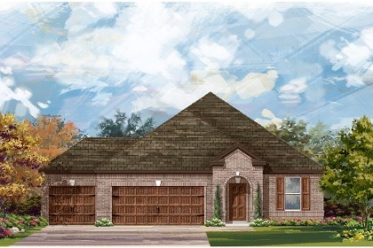 New Homes in Round Rock, TX - Plan A-2089 A