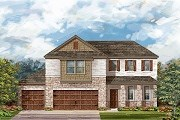 New Homes in Round Rock, TX - Plan A-2502