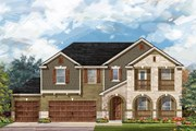 New Homes in Round Rock, TX - Plan L-3959