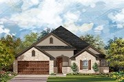 New Homes in Round Rock, TX - Plan L-2325