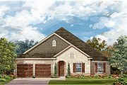 New Homes in Round Rock, TX - Plan L-2598