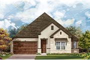New Homes in Round Rock, TX - Plan L-2858