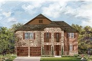 New Homes in Round Rock, TX - Plan L-2888