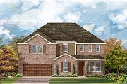 New Homes in Round Rock, TX - Plan L-4036