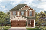 New Homes in Round Rock, TX - F-1601