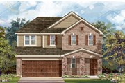 New Homes in Round Rock, TX - Plan 2516