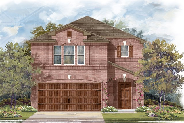 New Homes in Uhland, TX - Plan F-1909 I