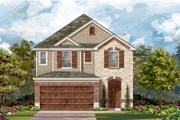 New Homes in Uhland, TX - Plan F-2038
