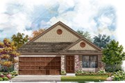 New Homes in Uhland, TX - Plan E-1647