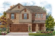 New Homes in Uhland, TX - Plan E-1895