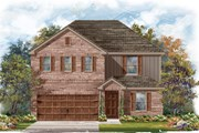 New Homes in Uhland, TX - Plan E-2403