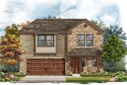 New Homes in Uhland, TX - Plan E-2412