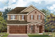 New Homes in Uhland, TX - Plan E-2516