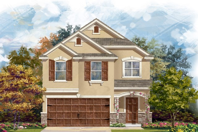 New Homes in Uhland, TX - Plan F-1909 J