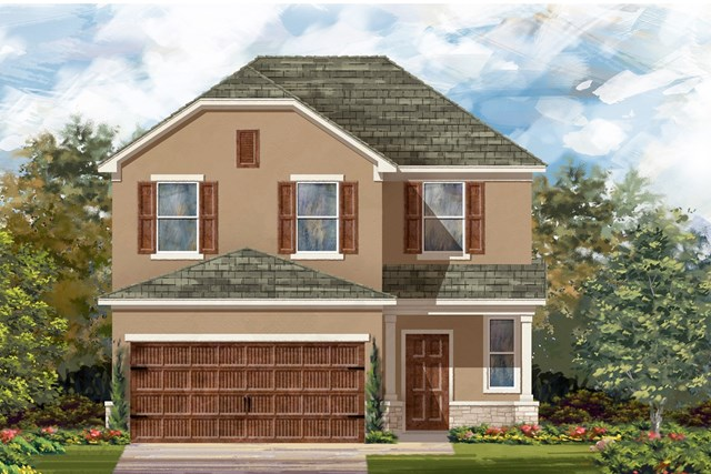 New Homes in Uhland, TX - Plan F-2239 J