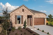 New Homes in Uhland, TX - Plan E-1647 Modeled