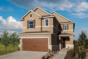 New Homes in Uhland, TX - Plan F-2708 Modeled