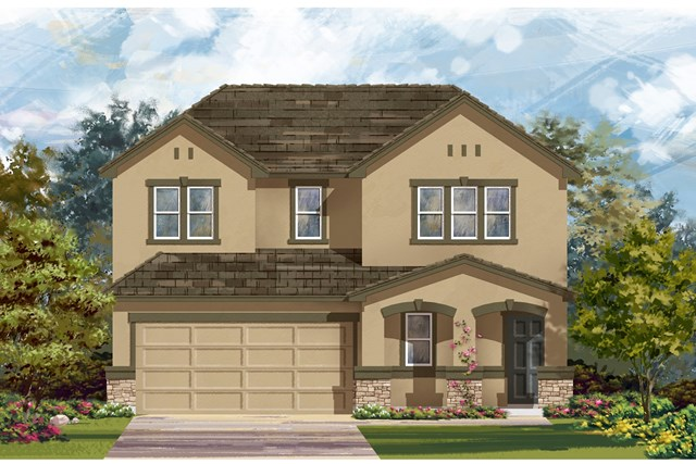 New Homes in Georgetown, TX - Plan E-2516 K