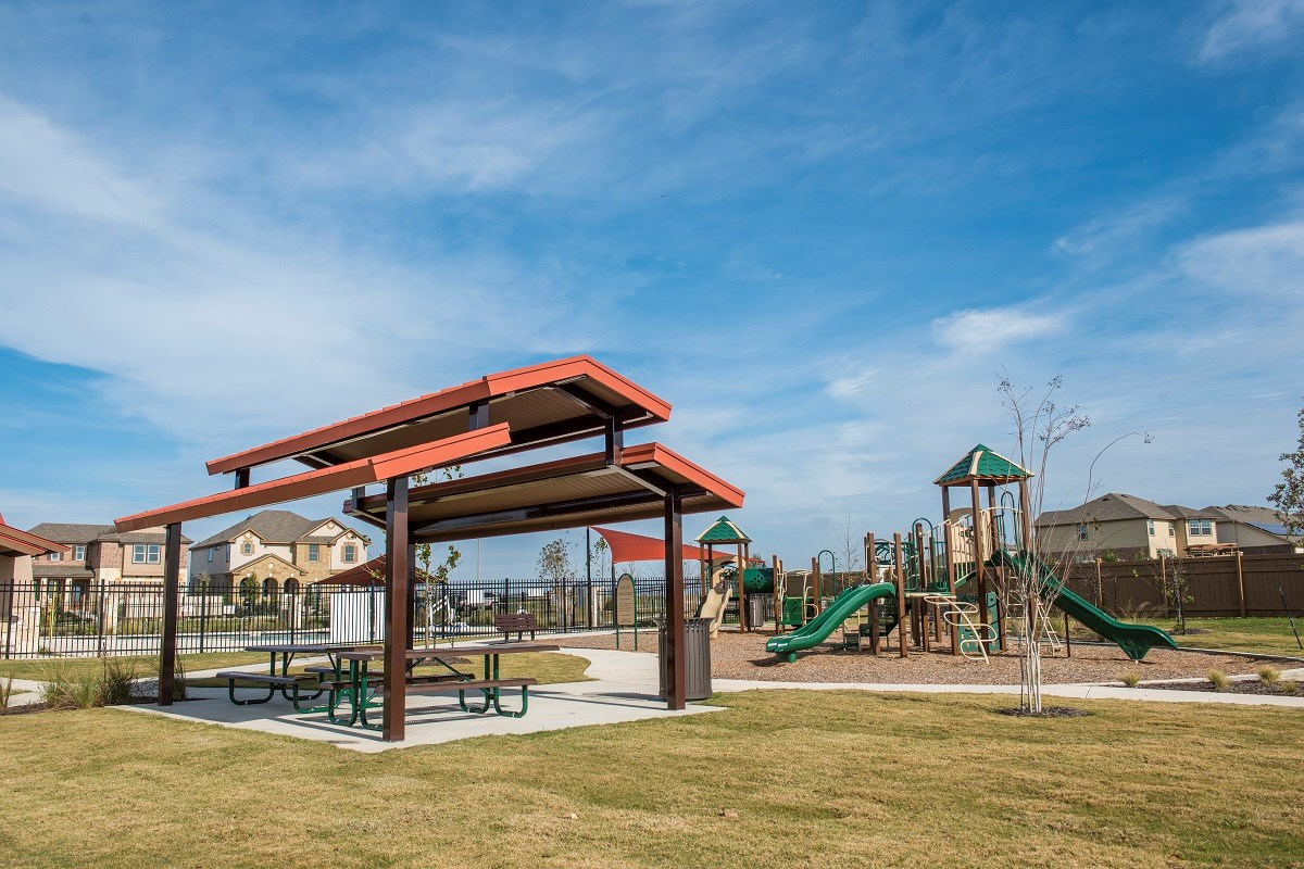 New Homes in Georgetown, TX - La Conterra Community Park