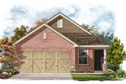 New Homes in Georgetown, TX - Plan F-1353