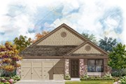 New Homes in Georgetown, TX - Plan E-1647