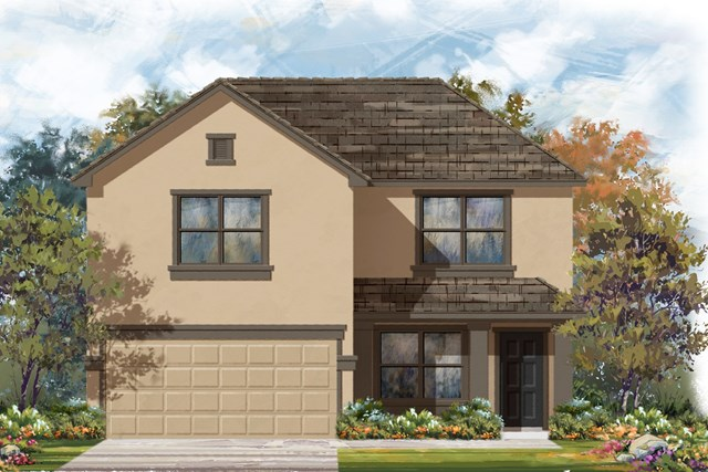 New Homes in Georgetown, TX - Plan E-2177 K