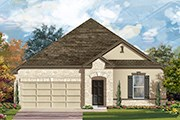 New Homes in Georgetown, TX - Plan A-2382