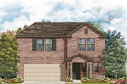 New Homes in Georgetown, TX - Plan E-2412