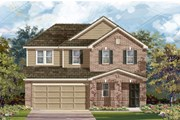 New Homes in Georgetown, TX - Plan 2516