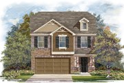 New Homes in Georgetown, TX - Plan F-1909