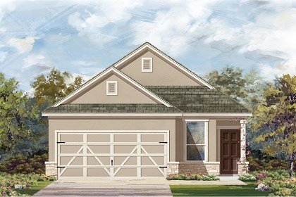 New Homes in Austin, TX - Plan F-1353 J