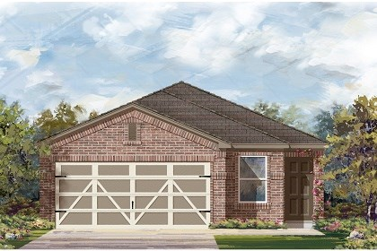 New Homes in Austin, TX - Plan F-1585 I
