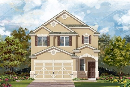 New Homes in Austin, TX - Plan F-1601 D