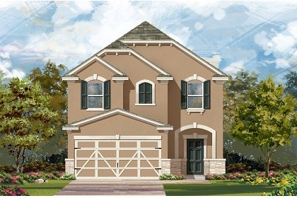 New Homes in Austin, TX - Plan F-1771 D