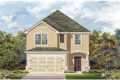 New Homes in Austin, TX - Plan F-2038 J