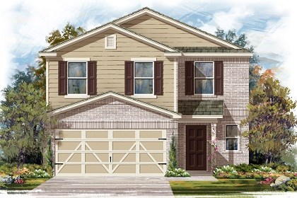 New Homes in Austin, TX - Plan F-2239 I
