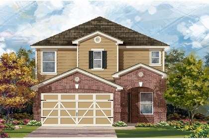 New Homes in Austin, TX - Plan F-2411 I