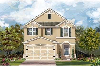 New Homes in Austin, TX - Plan F-2411 J